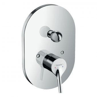 hansgrohe Talis S Manual Concealed Shower and Bath Mixer