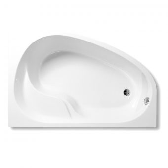 VitrA Optima Offset Corner Bath