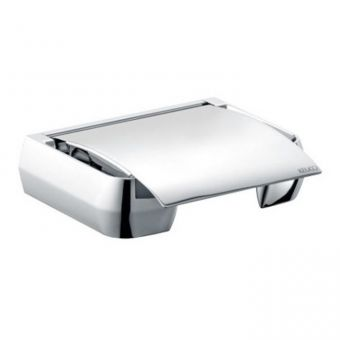 Keuco Palais Toilet Roll Holder with Lid