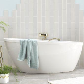 VitrA Silence Freestanding Bath