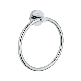 Grohe Essential Towel Ring
