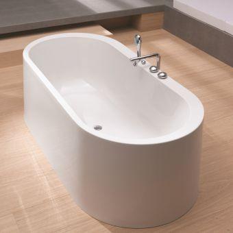 VitrA Istanbul Oval Freestanding Bath