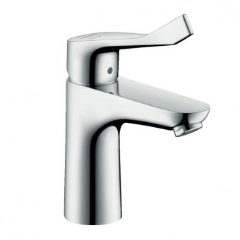 Hansgrohe Focus Care 100 Basin Mixer without Waste