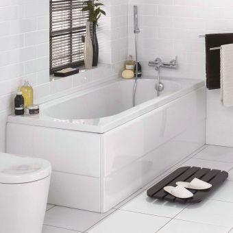 VitrA Matrix Single Ended Bath - 50710001000