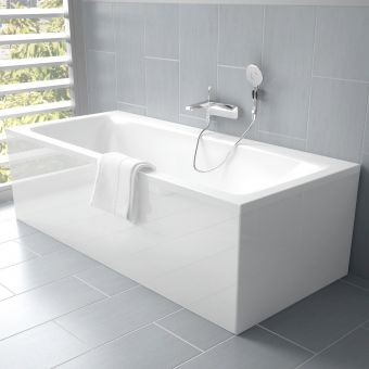 VitrA T4 Double Ended Bath