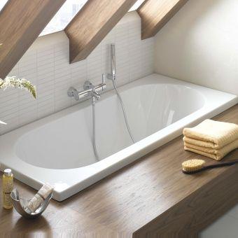 VitrA Matrix Double Ended Bath