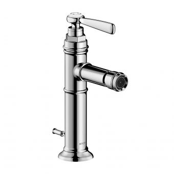 Axor Montreux Single Lever Bidet Mixer Tap with Pop-up Waste