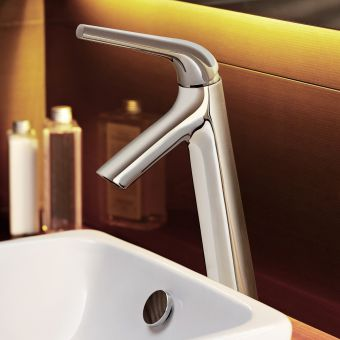 VitrA Nest Tall Basin Mixer Tap