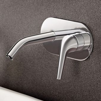 VitrA Nest Wall Mounted Basin Mixer Tap
