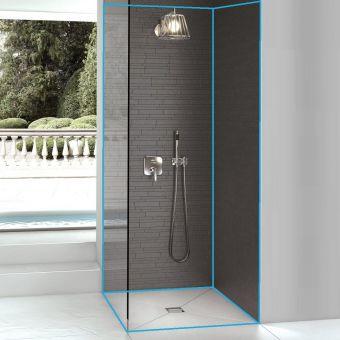 wedi Bathroom Pack A Classic Solution 900 x 900mm - WEDIPACKA