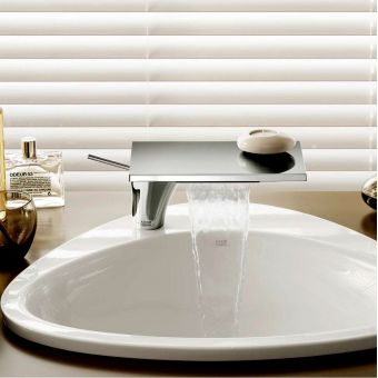 AXOR Massaud Basin Mixer 110