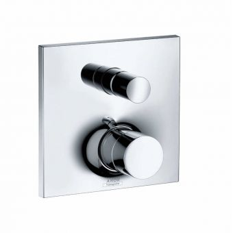 AXOR Massaud Single Lever Concealed Manual Bath and Shower Mixer - 18455000
