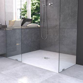 wedi Fundo Top Slim Kit Shower Base & Cover - 073796000