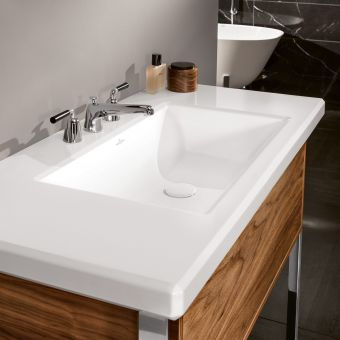 V & B Antheus Vanity Washbasin