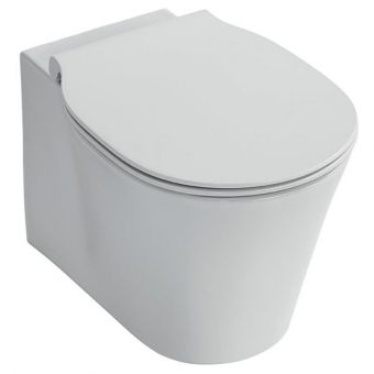 Ideal Standard Concept Air Aquablade Wall Hung Toilet with Soft Close Seat