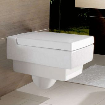 Villeroy & Boch Memento Wall Hung Toilet with Seat
