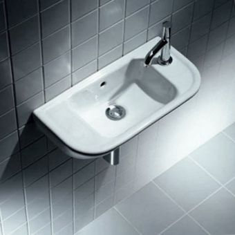 Laufen Pro C Small Basin - Right Hand Tap Hole