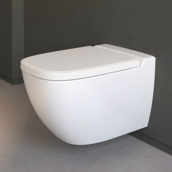 V & B Antheus Wall Hung Rimless WC