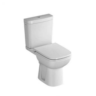 Vitra S20 Open Back Close Coupled Toilet Suite