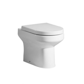 Roper Rhodes Debut Back to Wall Toilet with Seat