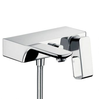 AXOR Urquiola Wall Mounted Manual Bath and Shower Mixer