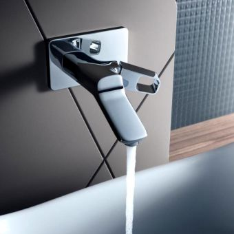 AXOR Urquiola Wall Mounted Basin Tap