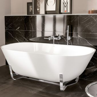 Villeroy and Boch Antheus Freestanding Bath