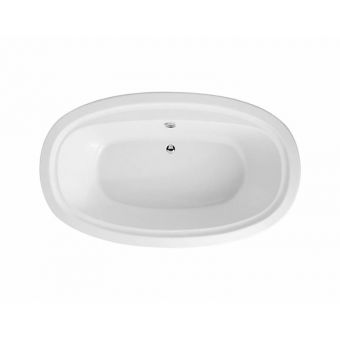 Adamsez Andante Grande Large Oval Inset Double Ended Bath
