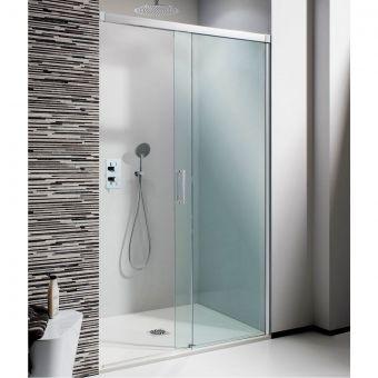 Crosswater Design 1400mm Sliding Shower Door