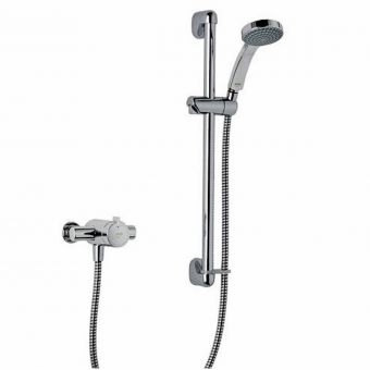 Mira Minilite Exposed Shower Valve with Riser Kit