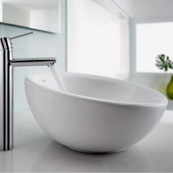 Roca Bol 420mm Countertop Basin