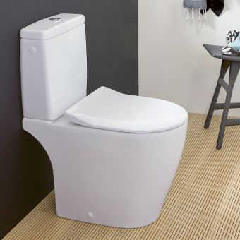 Villeroy and Boch Avento Rimless Close Coupled WC