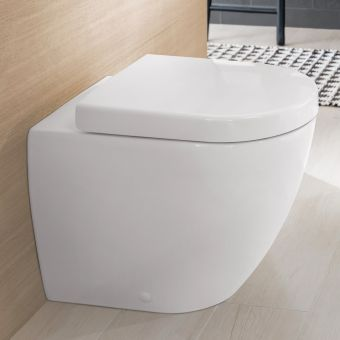 Villeroy and Boch Subway 2.0 Rimless Floor Standing WC - 5602R001