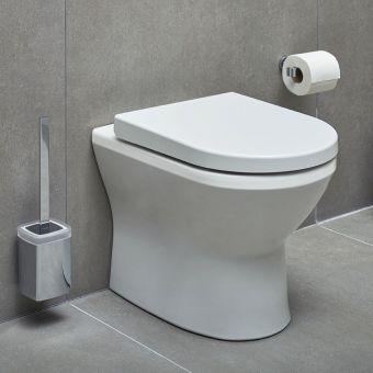 VitrA Integra Rimless Floor Standing Toilet