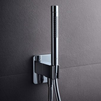 AXOR Urquiola Porter Shower Support and Wall Outlet - 11626000