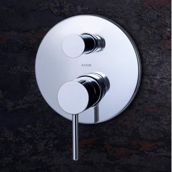 Axor Starck Bath Mixer Finish Set