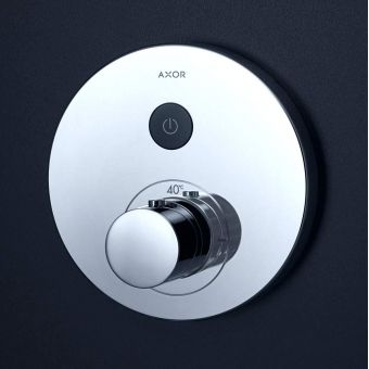 AXOR Showerselect Round Shower Mixer with 1 Outlet - 36722000