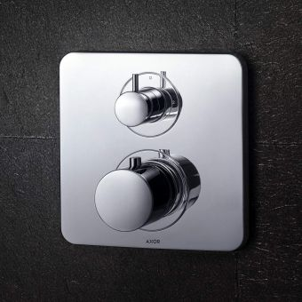 AXOR Citterio M Thermostatic Mixer Shower For Concealed Installation - 34725000