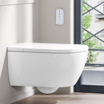 Villeroy and Boch ViClean I100 Shower Toilet
