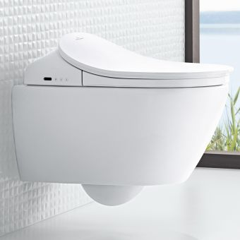 Villeroy and Boch ViClean L Shower Toilet - 5614R5R1