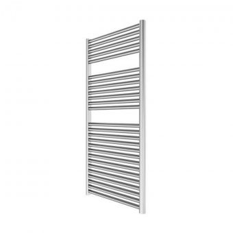 Mere Hugo 800x600mm Towel Radiator - Chrome
