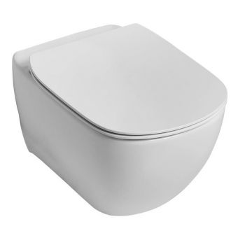 CHK Ideal Standard Tesi AquaBlade Wall Hung Toilet