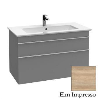 Villeroy & Boch Avento 1000mm Vanity Unit with Basin - Elm Impresso