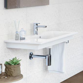 Villeroy and Boch Venticello Asymmetrical Vanity Basin - 4134R101