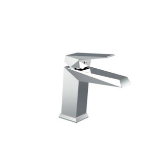 Saneux Mercury Single Lever Basin Mixer Tap