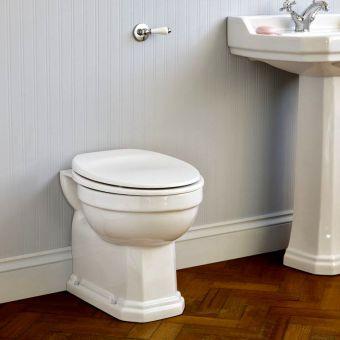 Ideal Standard Waverley Back to Wall Toilet - U471201