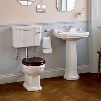 Ideal Standard Waverley Low Level Toilet
