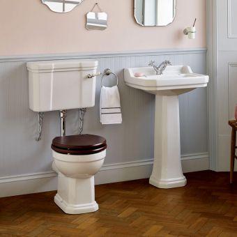 Ideal Standard Waverley Low Level Toilet - U470301