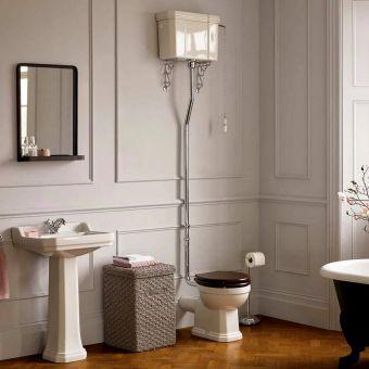 Ideal Standard Waverley High Level Toilet