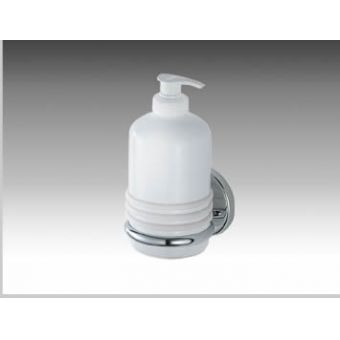 Inda Colorella Liquid Soap Dispenser 8 x 7h x 10cm